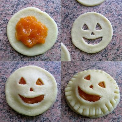 Печенье на Хэллоуин