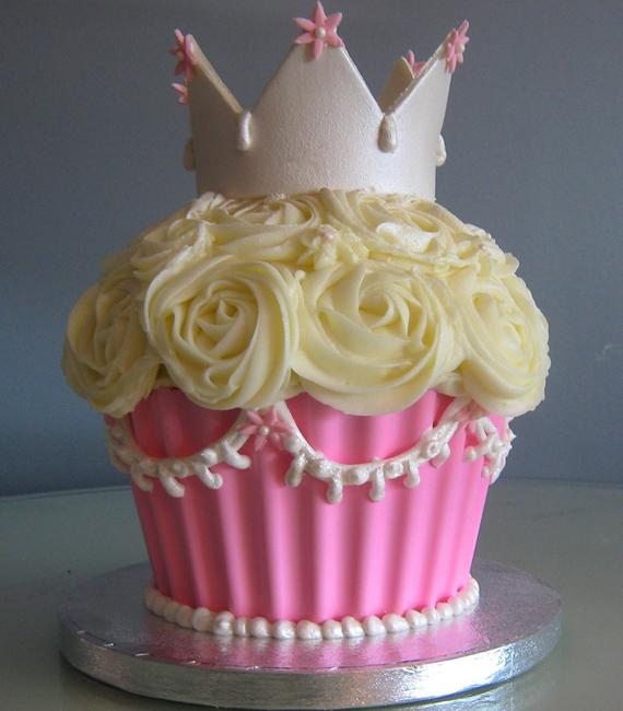 торт на 1 годик девочке