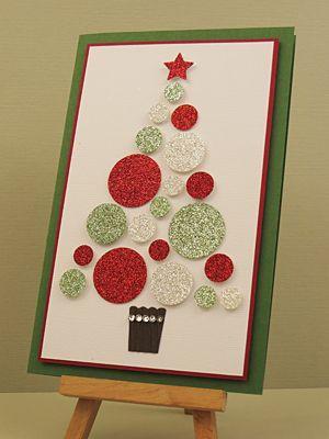 Идеи новогодних открыток своими руками
