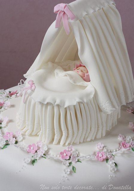 тортики на крестины