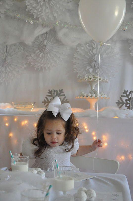Тематика зимних детских праздников