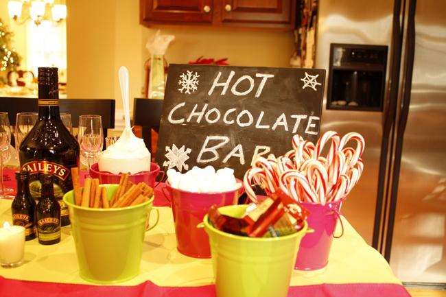 Альтернатива candy-bar на вечеринке