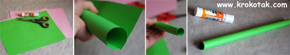 Бумажные гиацинты