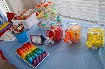 детский candy bar