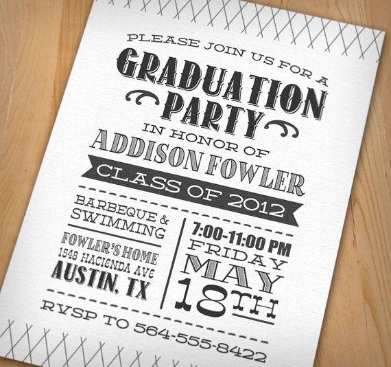 Вечеринка в честь выпускного