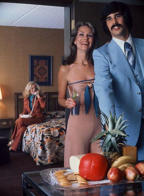 вечеринка в стиле 70 х