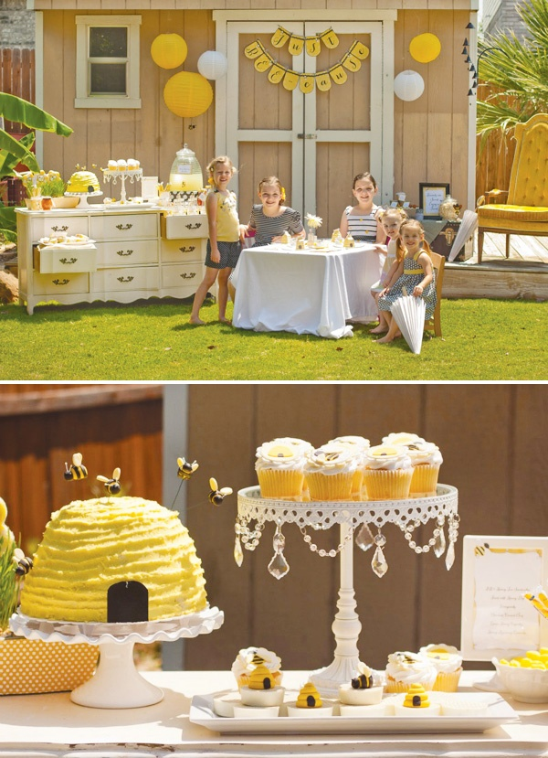 Пчелиный День рождения