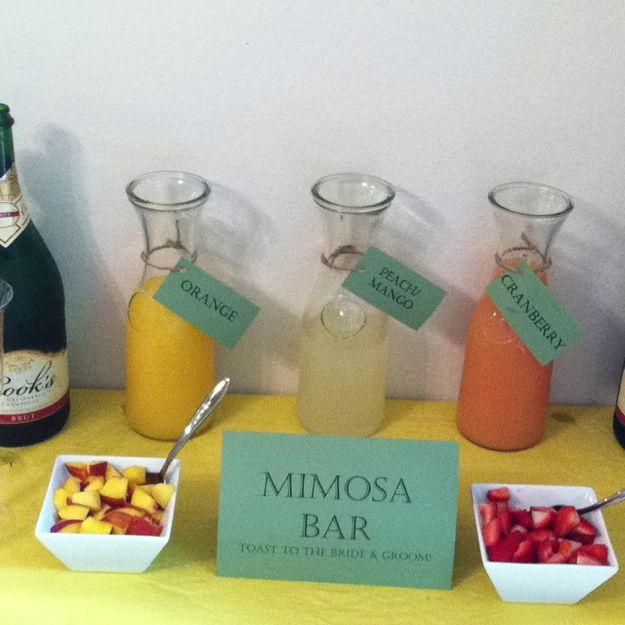 Мимоза-бар