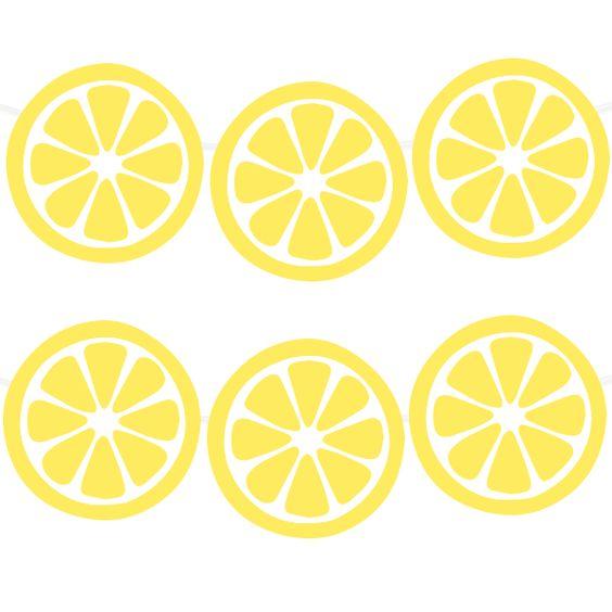 """Вечеринка в стиле """"Лимон и лайм"""""""