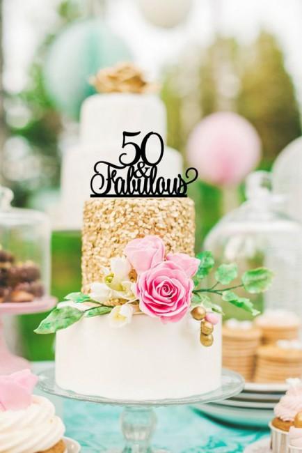 Идеи для торта на 50-летие